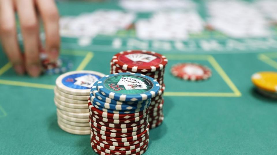 賭博的第一步